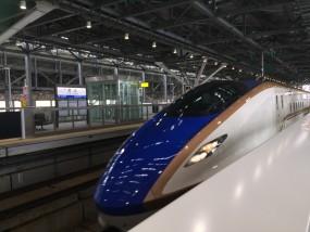 北陸新幹線「maxとき」